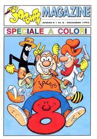 Cover Thumbnail for Jacovitti Magazine (Jacovitti Club, 1994 series) #8
