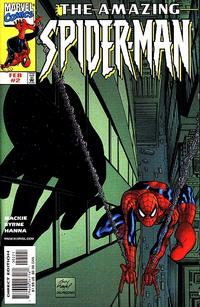 Cover Thumbnail for The Amazing Spider-Man (Marvel, 1999 series) #2 [Andy Kubert Variant Cover]