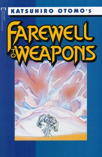 Cover Thumbnail for Farewell to Weapons (Marvel, 1992 series) #1