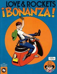 Cover Thumbnail for Love and Rockets Bonanza! (Fantagraphics, 1989 series) #1