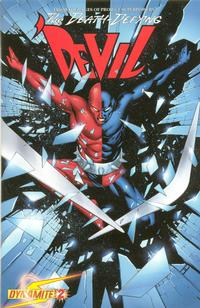 Cover Thumbnail for Death-Defying 'Devil (Dynamite Entertainment, 2008 series) #2 [John Cassaday Cover]