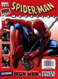 Cover Thumbnail for Spider-Man Magazine (Marvel, 2008 series) #8