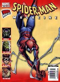 Cover Thumbnail for Spider-Man Magazine (Marvel, 2008 series) #10