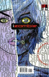 Cover Thumbnail for I, Zombie [iZombie] (DC, 2010 series) #1