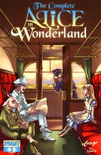 Cover Thumbnail for The Complete Alice in Wonderland (Dynamite Entertainment, 2009 series) #3