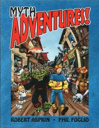 Cover Thumbnail for Myth Adventures (Airship Entertainment, 2007 series)
