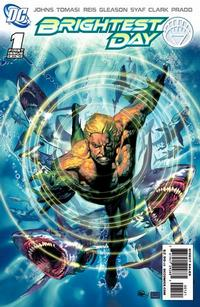 Cover Thumbnail for Brightest Day (DC, 2010 series) #1 [Ivan Reis Cover]