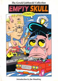 Cover Thumbnail for Empty Skull Comics (Fantagraphics, 1996 series)