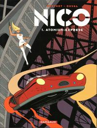 Cover Thumbnail for Nico (Dargaud Benelux, 2010 series) #1 - Atomium-Express