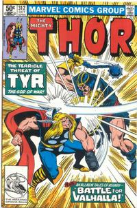 "Cover Thumbnail for Thor (Marvel, 1966 series) #312 [J.C. Penney ""Vintage Pack"" 2nd printing]"