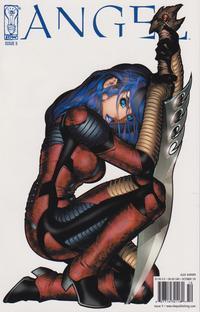 Cover Thumbnail for Angel: The Curse (IDW, 2005 series) #5 [Alex Garner]