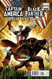 Cover Thumbnail for Captain America/Black Panther: Flags of Our Fathers (Marvel, 2010 series) #1