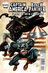 Cover Thumbnail for Captain America/Black Panther: Flags of Our Fathers (Marvel, 2010 series) #2