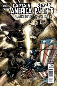 Cover Thumbnail for Captain America/Black Panther: Flags of Our Fathers (Marvel, 2010 series) #3