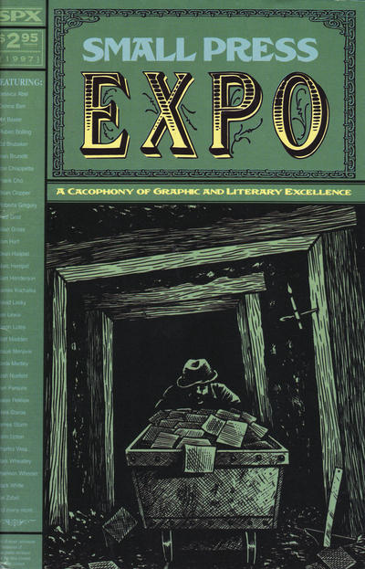 Cover for SPX '97 Comic (Small Press Expo; SPX, 1997 series) #1