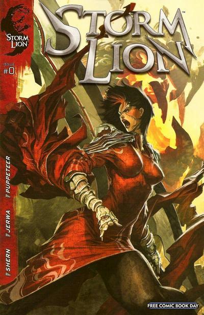 Cover for Storm Lion (Storm Lion Publishing, 2010 series) #0