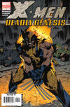 Cover for X-Men: Deadly Genesis (Marvel, 2006 series) #1 [Hairsine Second Print Variant]