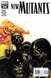 Cover for New Mutants (Marvel, 2009 series) #6 [Zombie Variant]