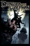 Cover Thumbnail for Frank Frazetta's Dracula Meets the Wolfman (2008 series)  [Cover B]