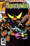 Cover for Nightcrawler (Marvel, 1985 series) #3 [Direct]