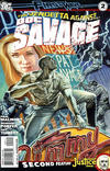Cover for Doc Savage (DC, 2010 series) #2 [Standard Cover]