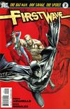 Cover for First Wave (DC, 2010 series) #2