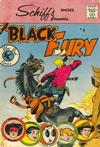 Cover for Black Fury (Charlton, 1959 series) #4 [Schiff's Shoes]