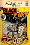 Cover for Black Fury (Charlton, 1959 series) #5 [Schiff's Shoes]