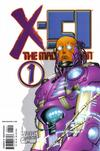 Cover for X-51 (Marvel, 1999 series) #1 [White Variant]
