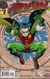 Cover for Robin (DC, 1993 series) #1 [Embossed Foil Edition]
