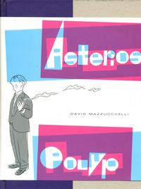 Cover Thumbnail for Asterios Polyp (Pantheon, 2009 series)