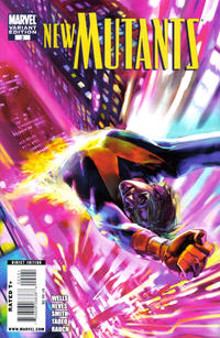 Cover Thumbnail for New Mutants (Marvel, 2009 series) #2 [Cover B - Benjamin Carré]