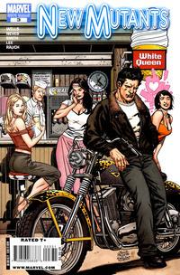 Cover Thumbnail for New Mutants (Marvel, 2009 series) #3 [1950's Variant]