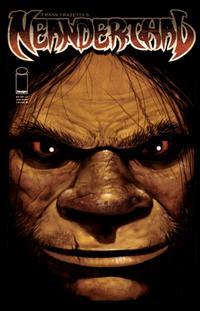 Cover Thumbnail for Frank Frazetta's Neanderthal (Image, 2009 series)