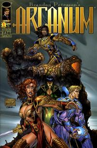 Cover Thumbnail for Arcanum (Image, 1997 series) #1