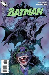 Cover Thumbnail for Batman (DC, 1940 series) #699