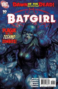 Cover Thumbnail for Batgirl (DC, 2009 series) #10