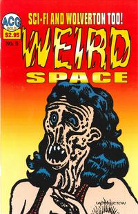 Cover Thumbnail for Weird Space (Avalon Communications, 2000 series) #5
