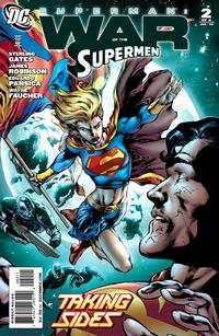 Cover Thumbnail for Superman: War of the Supermen (DC, 2010 series) #2