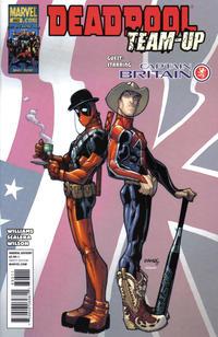 Cover Thumbnail for Deadpool Team-Up (Marvel, 2009 series) #893