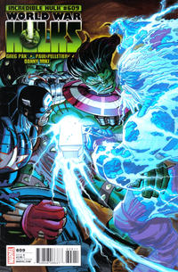 Cover Thumbnail for Incredible Hulk (Marvel, 2009 series) #609 [Direct Edition]