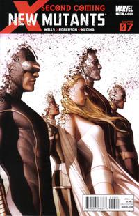 Cover Thumbnail for New Mutants (Marvel, 2009 series) #13 [Granov Cover]
