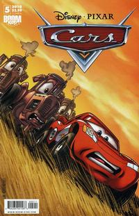 Cover Thumbnail for Cars (Boom! Studios, 2009 series) #5 [Cover A]