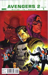 Cover Thumbnail for Ultimate Avengers (Marvel, 2009 series) #7