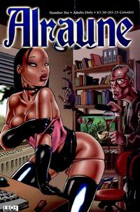 Cover Thumbnail for Alraune (Fantagraphics, 2001 series) #6