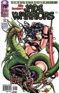 Cover Thumbnail for Jade Warriors (Image, 1999 series) #1