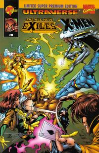 Cover Thumbnail for Exiles vs. X-Men (Marvel, 1995 series) #0 [Limited Super Premium Edition]