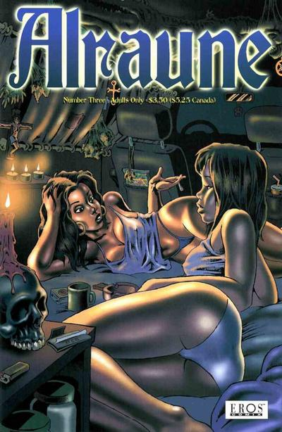 Cover for Alraune (Fantagraphics, 2001 series) #3