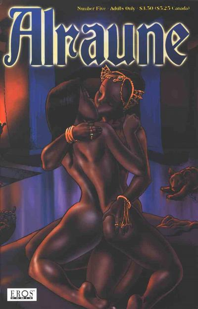 Cover for Alraune (Fantagraphics, 2001 series) #5