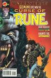 Cover for Curse of Rune (Malibu, 1995 series) #1 [Cover B]